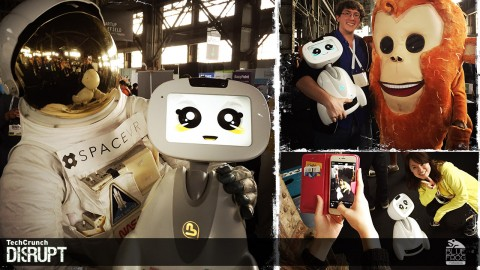 BUDDY the emotional robot meets Fans & awards