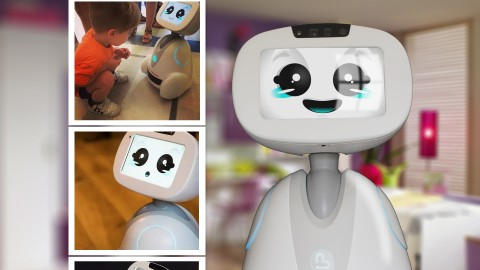 Why robots need to be Cute?