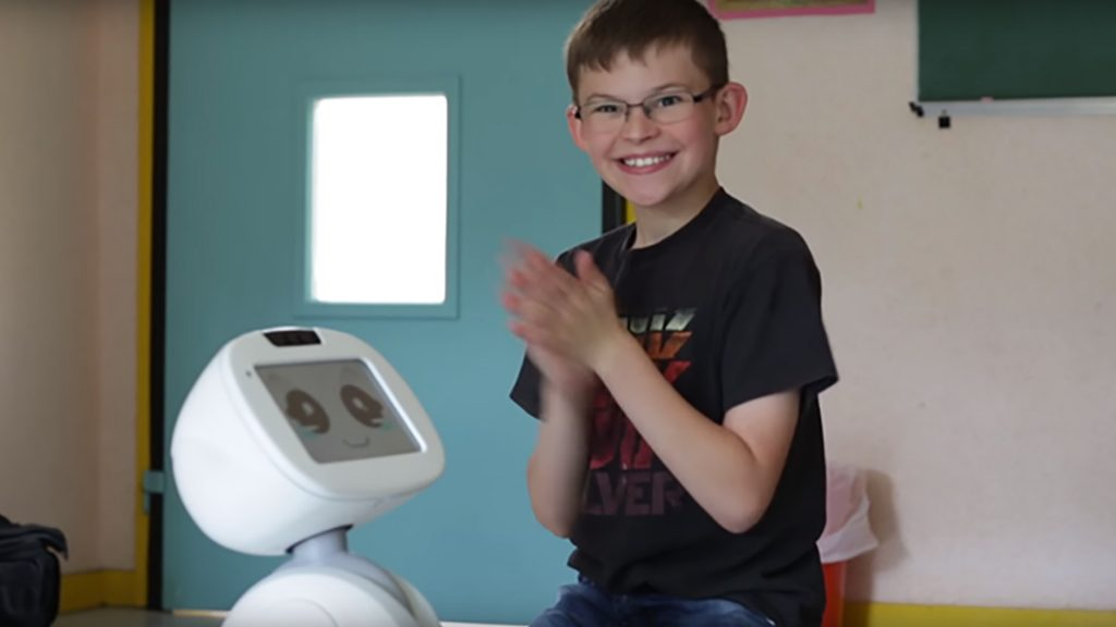 Buddy, The Emotional Robot, for autism